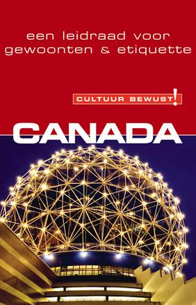 Cover boek Cultuur bewust! Canada