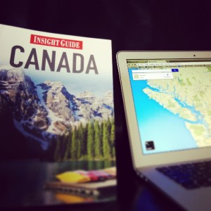 Route West Canada