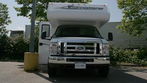 Onze camper