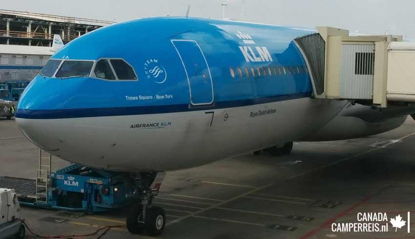 Vliegtuig Canada