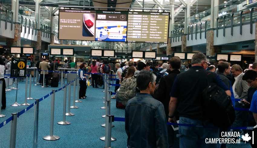 Vliegveld Vancouver