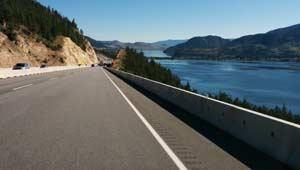 Highway 97 Vernon