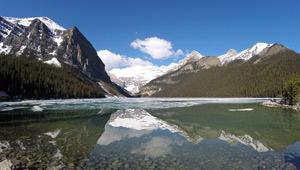 Dag 7: Van Field naar Banff