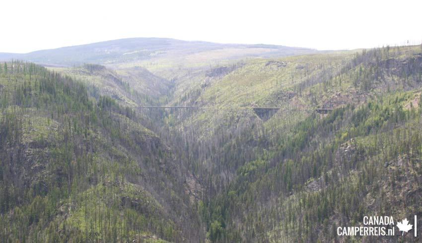 Myra Canyon Trestles Kelowna