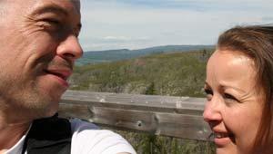 Myra canyon trestles Kelowna Canada