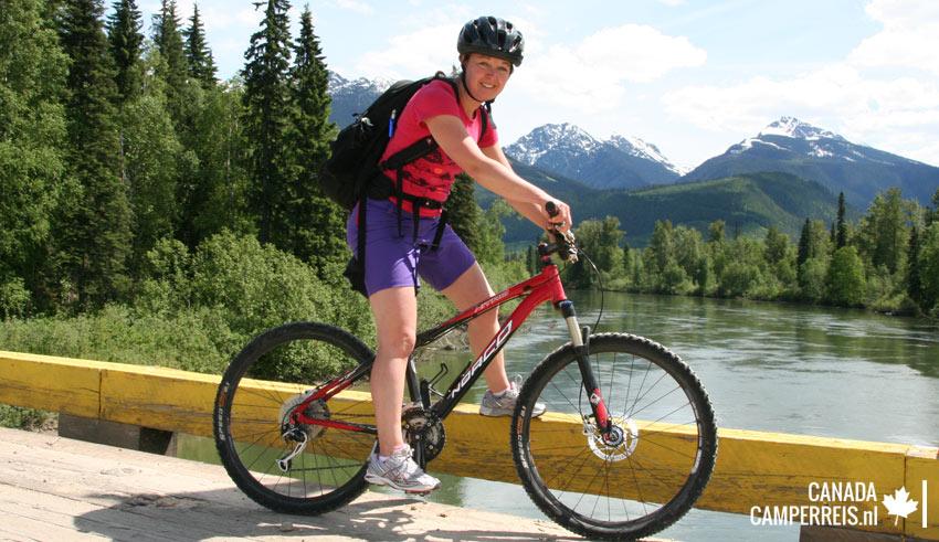 Blue River fiets