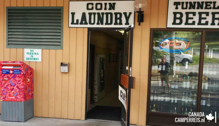 Coin Laundry Banff