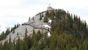 Dag 8: Banff ontdekken van boven