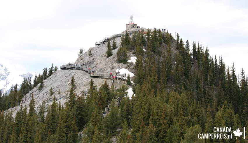 Sulphur Mountain Cosmic Ray Station