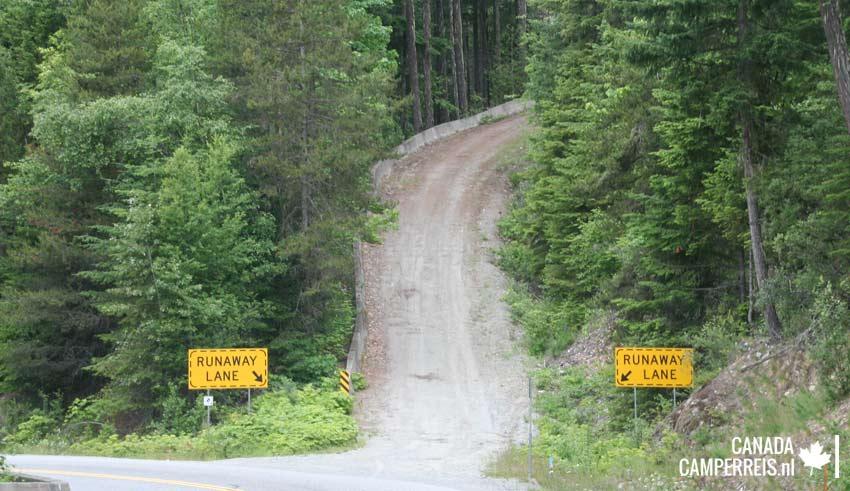 Runaway lane Hhgw 99