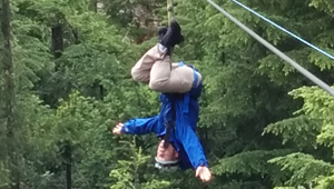 Dag 15: Zipline in Whistler