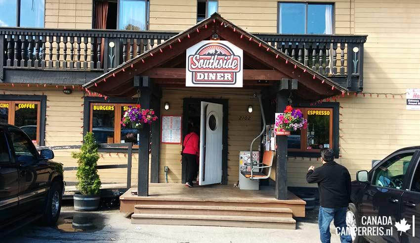 Southside Diner in Whistler
