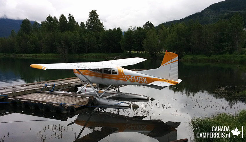 Green lake: Whistler Air