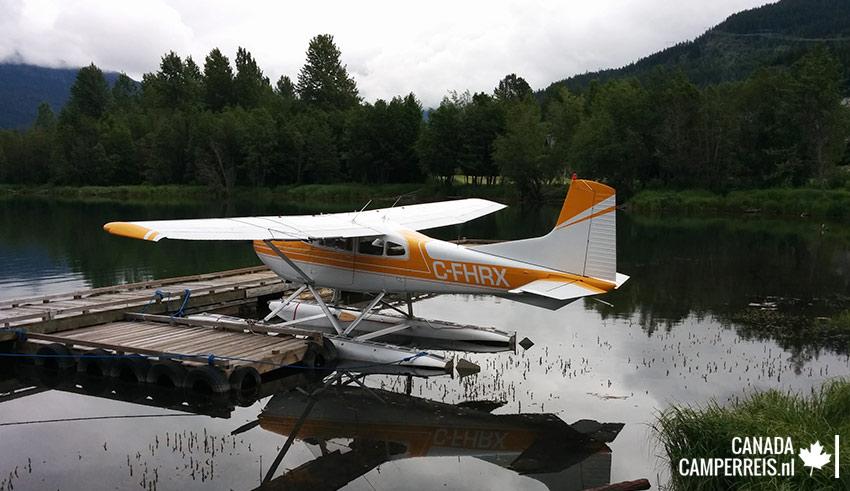 Green lake: Whistler Air