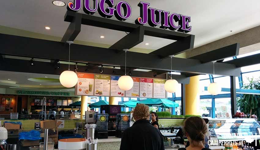 Jugo Juice Vancouver