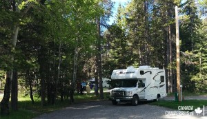 Review: Tunnel Mountain Trailer Court Campground