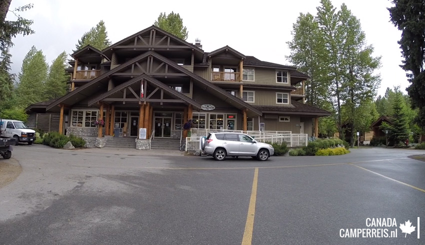 Riverside Resort Whistler