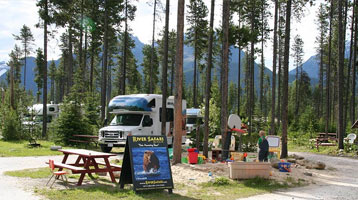 Blue River Campground and RV Park