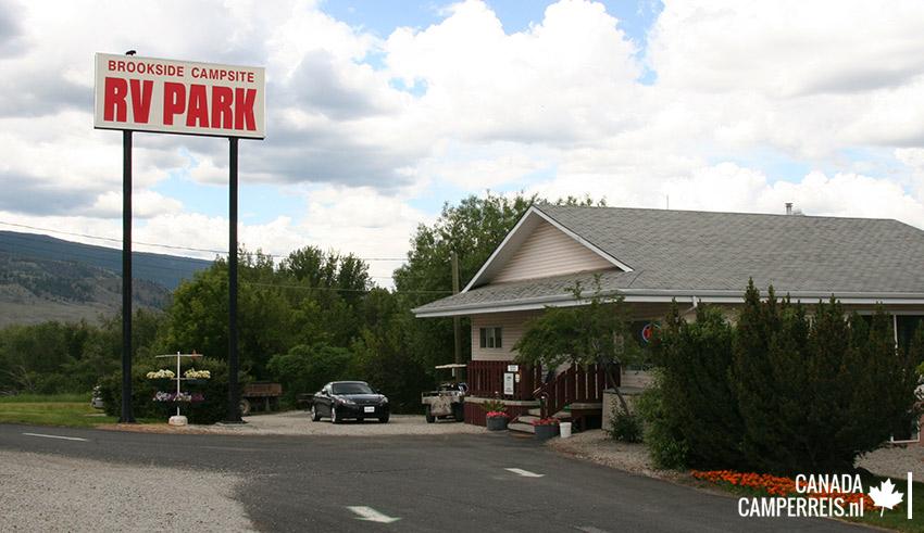 Review Brookside Campsite Canada