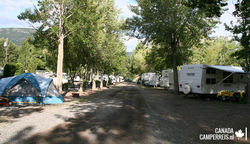 Review Brookside Campsite Canada